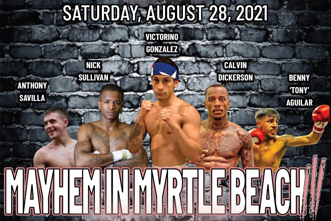 Mayhem in Myrtle Beach III